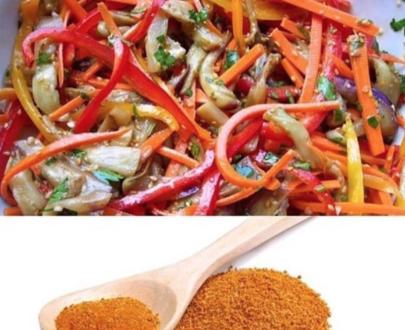 Смесь приправ для Корейских салатов — 100 г