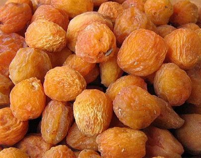 Курага оранжевая с косточкой