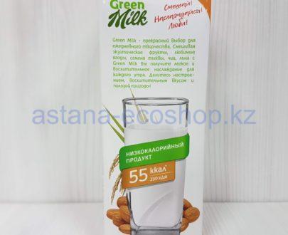 Растительный напиток на рисовой основе, миндаль (без сахара, веган) — 0,75 л
