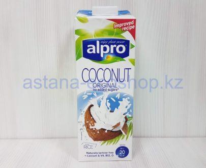 Напиток кокосовый с рисом обогащенный кальцием и витаминами (без лактозы, без сахара, без глютена) — 1 л