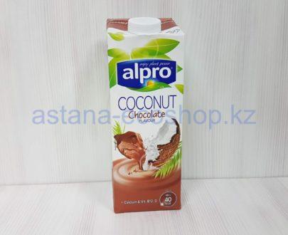 Напиток кокосовый со вкусом шоколада обогащенный кальцием и витаминами (без лактозы, без глютена) — 1 л