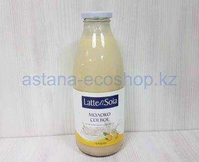 Молоко соевое, банан (тростниковый сахар, без лактозы) — 750 мл