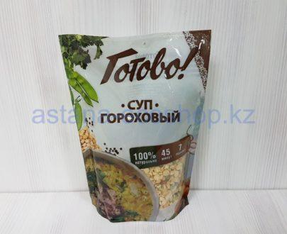 Суп гороховый (45 минут) — 250 г (7 порций)