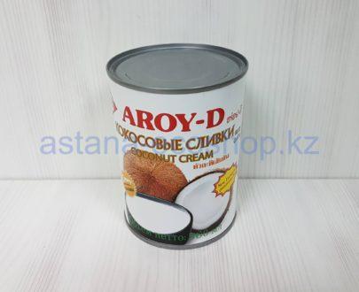 Кокосовые сливки, жирность 20-22 % — 560 мл