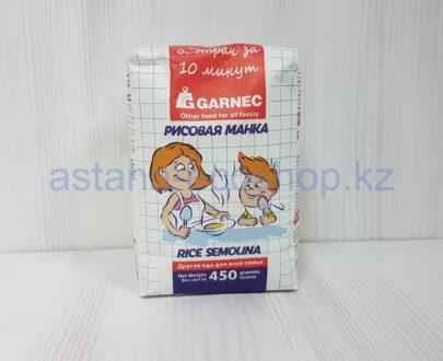 Крупа рисовая, манка (за 10 минут) — 450 г