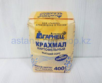 Крахмал картофельный (без глютена) — 400 г