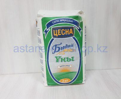 Мука пшеничная (2 сорт)- 2 кг