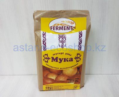Мука кукурузная цельнозерновая — 0,5 кг