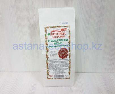 Солод ржаной, белый (неферментированный) — 500 г