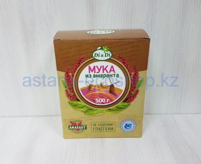 Мука из амаранта (без глютена) — 500 г