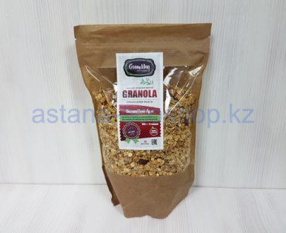 Гранола (завтрак) 'Вишневый бум' (без сахара) — 500 г (12 порций)