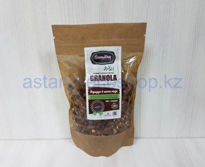Гранола (завтрак) 'Фундук в шоколаде' (без сахара) — 200 г (5 порций)