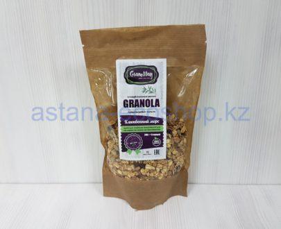 Гранола (завтрак) 'Клюквенный морс' (без сахара) — 200 г (5 порций)