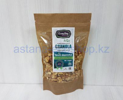 Гранола (завтрак) 'Орехово-фруктовый mix' (без сахара) — 200 г (5 порций)