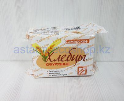 Хлебцы 'Самарские ' кукурузные (бездрожжевые, из цельного зерна) — 90 г