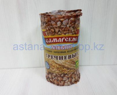 Хлебцы 'Самарские' гречневые, бездрожжевые — 100 г