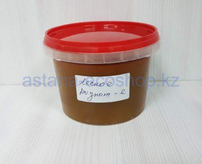 Мед 'Лесное разнотравье' — 0,5 кг