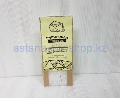 Соль сибирская, в кристаллах — 500 г