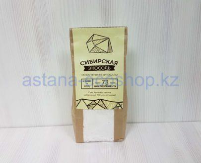 Соль сибирская, измельченная — 500 г