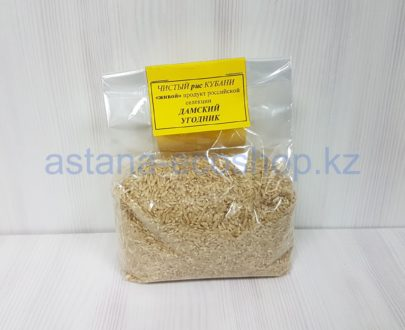 Рис бурый нешлифованный 'Дамский угодник' (подходит для проращивания) — 900 г