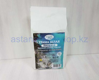 Глина белая (сорбент) для очищения организма (более 45 % кремния) — 1 кг