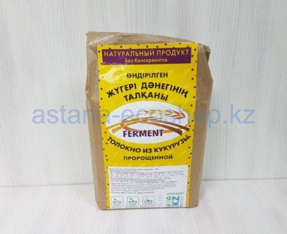 Толокно (талкан) из пророщенной кукурузы — 500 г