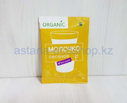 Молоко овсяное (без сахара) — 10 г