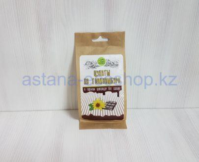 Цукаты из топинамбура в горьком шоколаде (без сахара) — 100 г