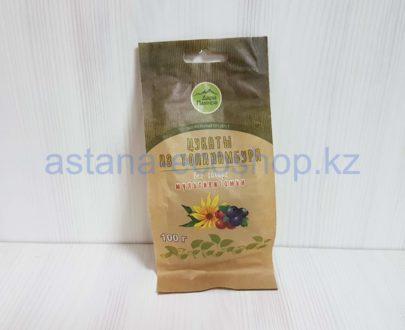 Цукаты из топинамбура 'Мультивитамин' (без сахара) — 100 г
