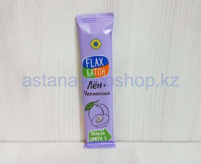 Батончик Flax лен+чернослив (без сахара) — 30 г