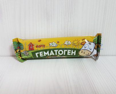 Гематоген с лесным орехом С — 40 г