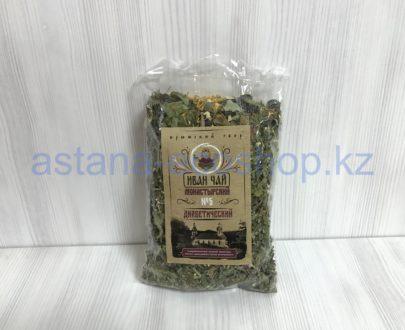 Иван-чай монастырский №5, диабетический (крымский сбор) — 100 г