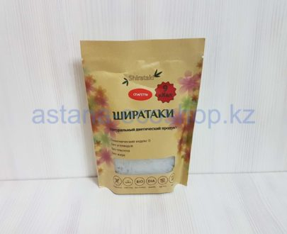 Ширатаки 'Спагетти' из растения 'коньяку' (без глютена, веган) — 200 г