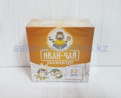 Иван-чай 'Скоморохи', ручной сбор (груша, яблоко) — 10 пак.