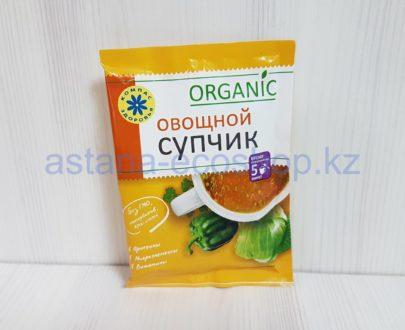 Суп-пюре овощной, за 5 минут — 30 г