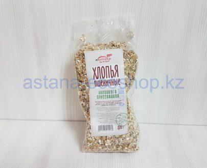 Хлопья пшеничные (холодное прессование) — 400 г