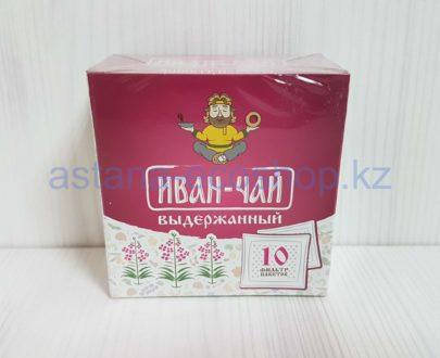 Иван-чай 'Выдержанный', ручной сбор (с медовым и фруктовым вкусом) — 10 пак.