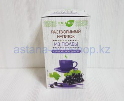 Растворимый напиток из полбы с черной смородиной (без сахара) — 200 г (20 чашек)