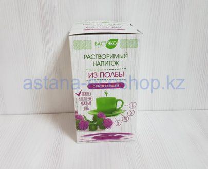 Растворимый напиток из полбы с расторопшей (без сахара) — 200 г (20 чашек)