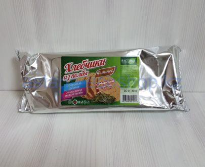 Хлебцы (чипсы) 'Фитнес' из полбы с морской солью — 70 г