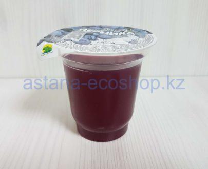 Желе плодово-ягодное 'Черника' — 140 г