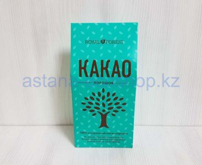 Натуральный какао-порошок (элитные бобы сорта Криолло) — 200 г