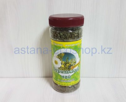 Курильский чай с ромашкой (без кофеина) — 30 г