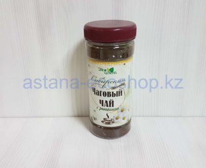 Чаговый чай 'Сибирский' с ромашкой (без кофеина) — 90 г