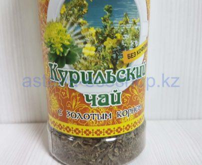 Курильский чай с золотым корнем (без кофеина) — 30 г