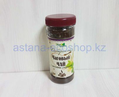Чаговый чай 'Сибирский' с листьями смородины (без кофеина) — 90 г