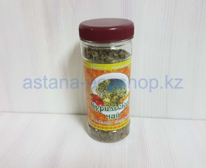 Курильский чай с плодами шиповника (без кофеина) — 30 г