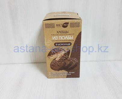 Хлебцы (печенье) из полбы в натуральном шоколаде — 125 г