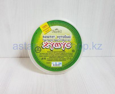 Паштет нутовый (хумус), быстрое приготовление — 66 г