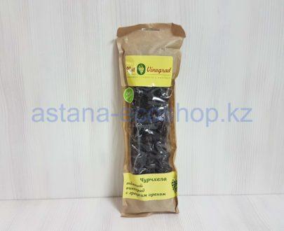 Чурчхела, темный виноград с грецким орехом — 240 г (3 шт)